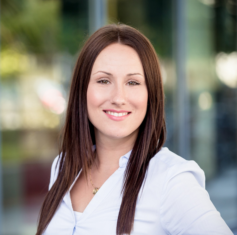 Neue Mitarbeiterin Sandy Röder