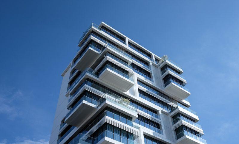 Neubau Gebäude